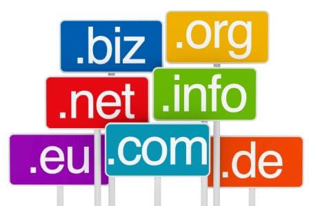 Domain Service Anbieter