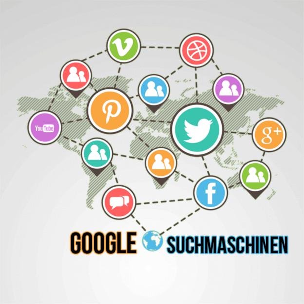 Google - Suchmaschinen
