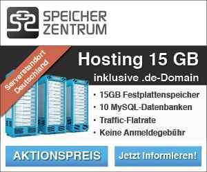 Webhosting Frankfurt